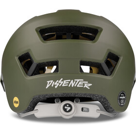 Sweet Protection Dissenter MIPS Helmet matte olive drab